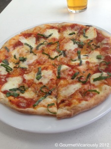 Neopolitana Pizza.
